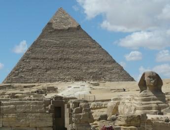 Egipt korale z żelaza