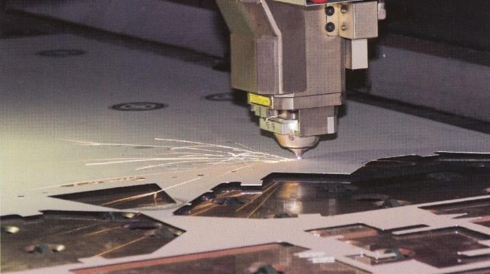 ciecie laserem